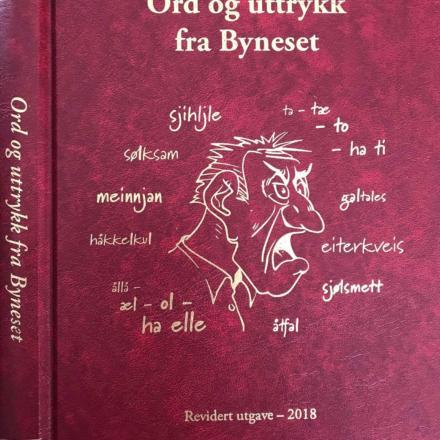 Bok IX - Ord og uttrykk fra Byneset - rev. utgave 2018