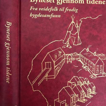 Bok VIII - Byneset gjennom tidene - Fra veidefolk til frodig bygdesamfunn