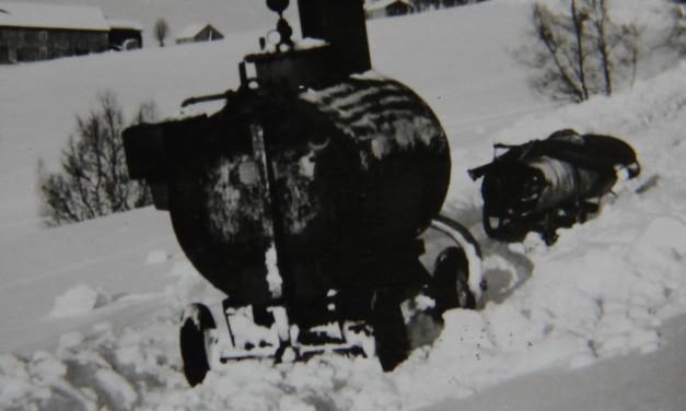 Potetkoker hos Ivar Sjøhagen