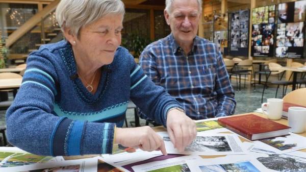 Ingegjerd og Jon Foto: Kjell A.Olsen