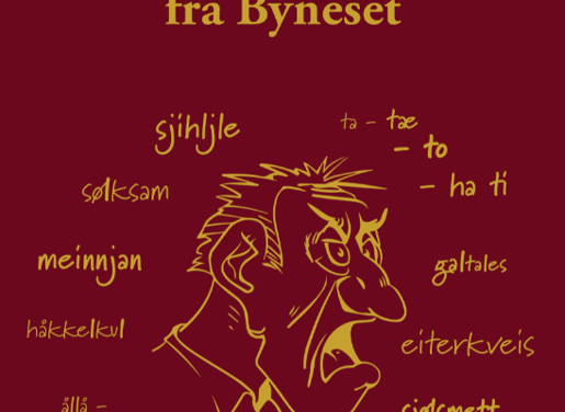 Høstmøte 2018 – Tema: Ord og uttrykk fra Byneset