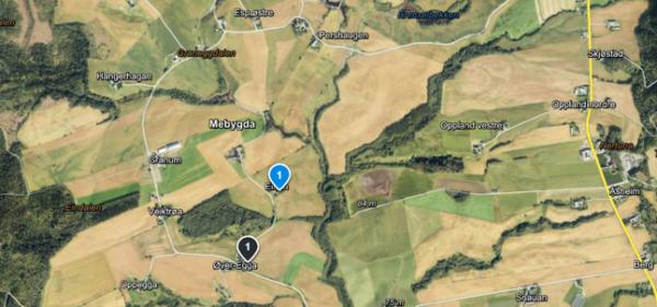Historisk vandring - bli kjent med bygda di - Mebygda @ Mebygdvegen 390, 7070 Bosberg